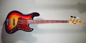 Marcus Miller 3-tone Sunburst|6146-1696(700-1400)|横