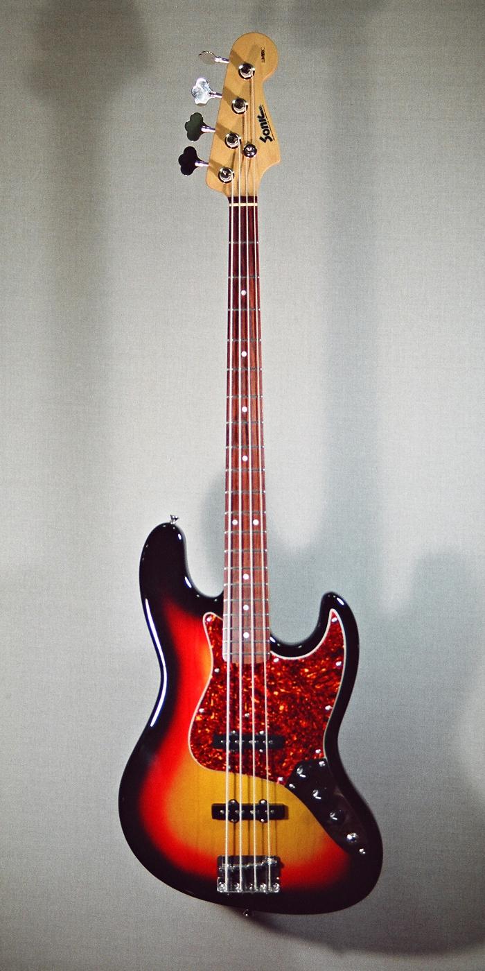 Marcus Miller 3-tone Sunburst|6146-1696(700-1400)