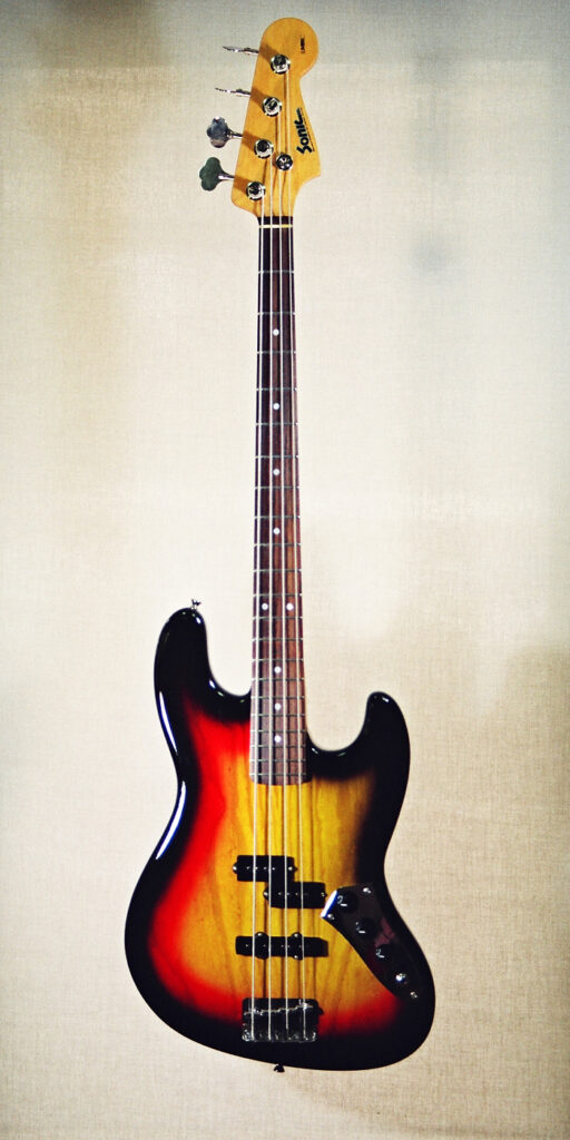 Mr. Verdine White 3-tone Sunburst|6213-1903(700-1400)