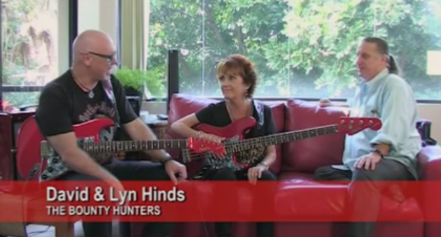 David&Lyn Hinds|interview